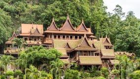Tample tailandês Imagens de Stock Royalty Free