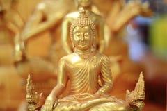 Tample tailandês de buddha em CheangMai ilustração stock