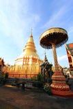 Tample tailandês de buddha em Chinegmai imagens de stock royalty free