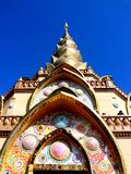 Tample Thai Royalty-vrije Stock Fotografie