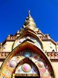 Tample thailändisch Lizenzfreie Stockfotografie