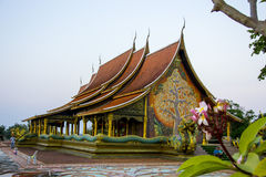 Tample w Tajlandia obrazy royalty free