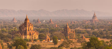 Tamples Bagan, Birma, Myanmar, Azja Zdjęcia Royalty Free