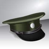 Tampão militar Fotos de Stock Royalty Free