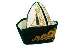 Tampão nacional 2 de kazakhstan Imagem de Stock Royalty Free