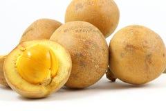 Tampoi Fruit Stock Photo
