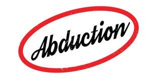 Tampon en caoutchouc d'abduction Image stock