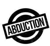 Tampon en caoutchouc d'abduction Photo libre de droits