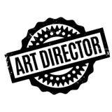 Tampon en caoutchouc d'Art Director Images stock