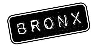 Tampon en caoutchouc de Bronx Photos stock