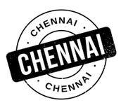 Tampon en caoutchouc de Chennai illustration libre de droits