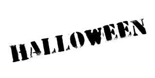 Tampon en caoutchouc de Halloween illustration libre de droits