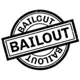 Tampon en caoutchouc de renflouement illustration libre de droits