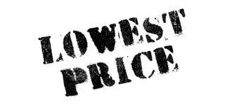 Tampon en caoutchouc des plus bas prix Photo stock