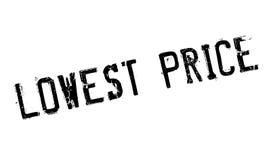 Tampon en caoutchouc des plus bas prix Image libre de droits