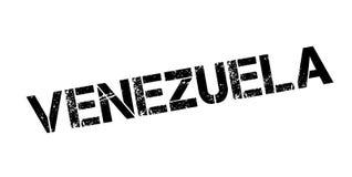 Tampon en caoutchouc du Venezuela Images libres de droits