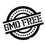 Tampon en caoutchouc gratuit d'OGM Image stock