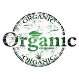 Tampon en caoutchouc grunge organique Image libre de droits