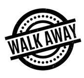 Tampon en caoutchouc parti de promenade Photographie stock libre de droits