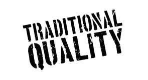 Tampon en caoutchouc traditionnel de qualité Image libre de droits