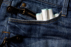 Tampons Stock Photography