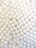 Tampons de coton Image stock