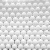 Tampons de coton (bourgeons) Image libre de droits