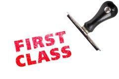Tampons en caoutchouc de première classe image libre de droits