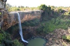 Tamra Ghoomar Waterfalls Royalty Free Stock Images