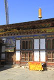 The Tamshing Lhakhang Royalty Free Stock Photos