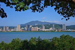 Tamsui cityscape Stock Image