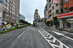 Tamsui Street View Royalty Free Stock Photo