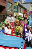 Tamsui,Taiwan,Carnival Parade Stock Images