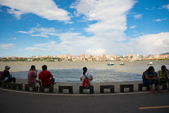 Tamsui Taiwan Royalty Free Stock Images
