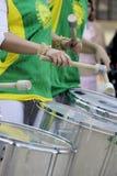 TamTam Orchester Stockfotos