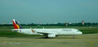 Tan儿子Nhat机场在西贡,越南 图库摄影