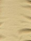 Tan/de Bruine Stof van het Netwerk Royalty-vrije Stock Afbeelding