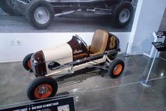 Tan 1948 Drake three fourth Midget Racer Royalty Free Stock Photography
