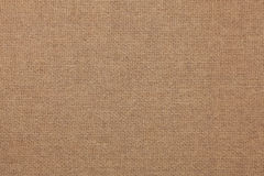 Tan fabric background Stock Images