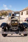 Tan 1931 Ford Slant Window Town Sedan Stock Foto's