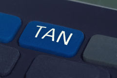TAN Generator Royalty Free Stock Photography