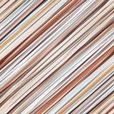 Tan-gestemd Verticaal Gestreept Patroon. Vector vector illustratie