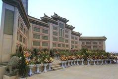 Tan kah kee cemetery aoyuan Stock Images