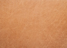 Tan leather abstract background Stock Photo