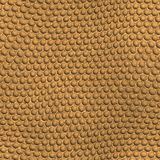 Tan leather texture background Royalty Free Stock Photography