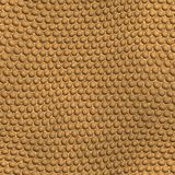 Tan leather texture background Stock Photo