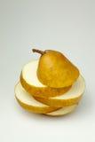 Tan pear Stock Photo