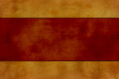 Tan and red background Royalty Free Stock Images
