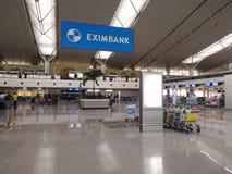 Tan Son Nhat International Airport dans Saigon, Vietnam Image stock
