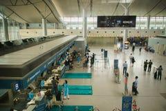 Tan Son Nhat International Airport, Ho Chi Minh Airport, Saigon, Vietnam Images stock